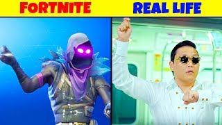 10 Best Fortnite Dances in Real Life | Chaos