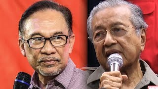 Dr M on PD move: Anwar has my endorsement but I won't be campaigning
