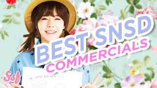 Download Video 9 BEST Girls' Generation (SNSD) Commercials Countdown l @Soshified MP3 3GP MP4