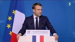Ford Blanquefort : pour Emmanuel Macron, le plan social est un 'geste hostile et innacceptable'