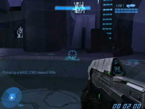 Halo custom edition gameplay firefight on portent youtube for Halo ce portent 2 firefight