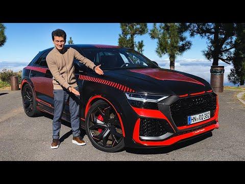 УРУС ДЛЯ БЕДНЫХ ЗА 10 МЛН?! 600 л.с. Audi RS Q8 БЫСТРЕЕ LAMBORGHINI URUS! Обзор и тест-драйв.