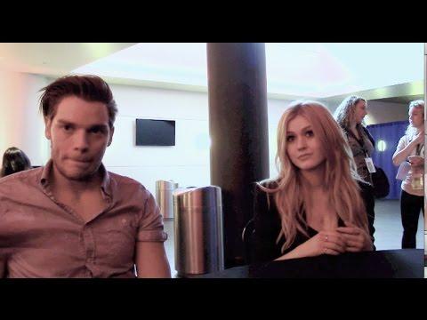 Dominic sherwood dating katherine mcnamara