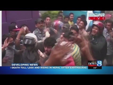 Local group that works in Nepal reacts to earthquake