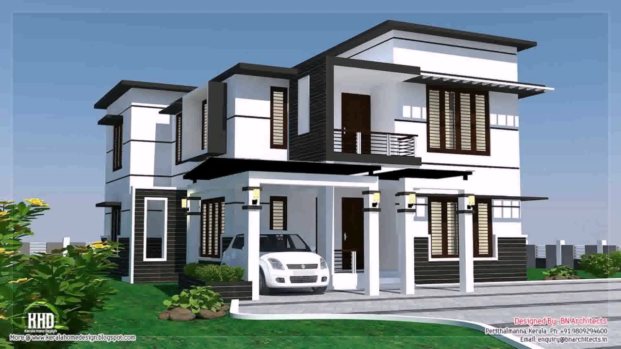 Row House Design With Floor Plan Row