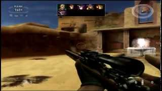 TimeSplitters: Future Perfect Virus Gameplay on Mexican Mission [Emulator]