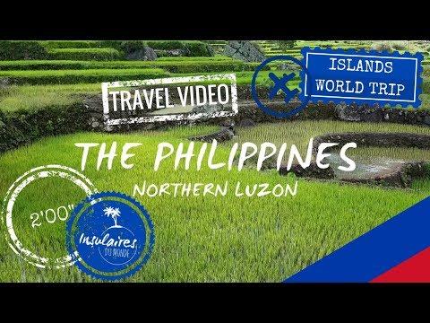 THE PHILIPPINES - Northern Luzon -  Islands World Trip #4