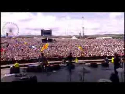 Shed Seven - Chasing Rainbows (T In The Park 2008)