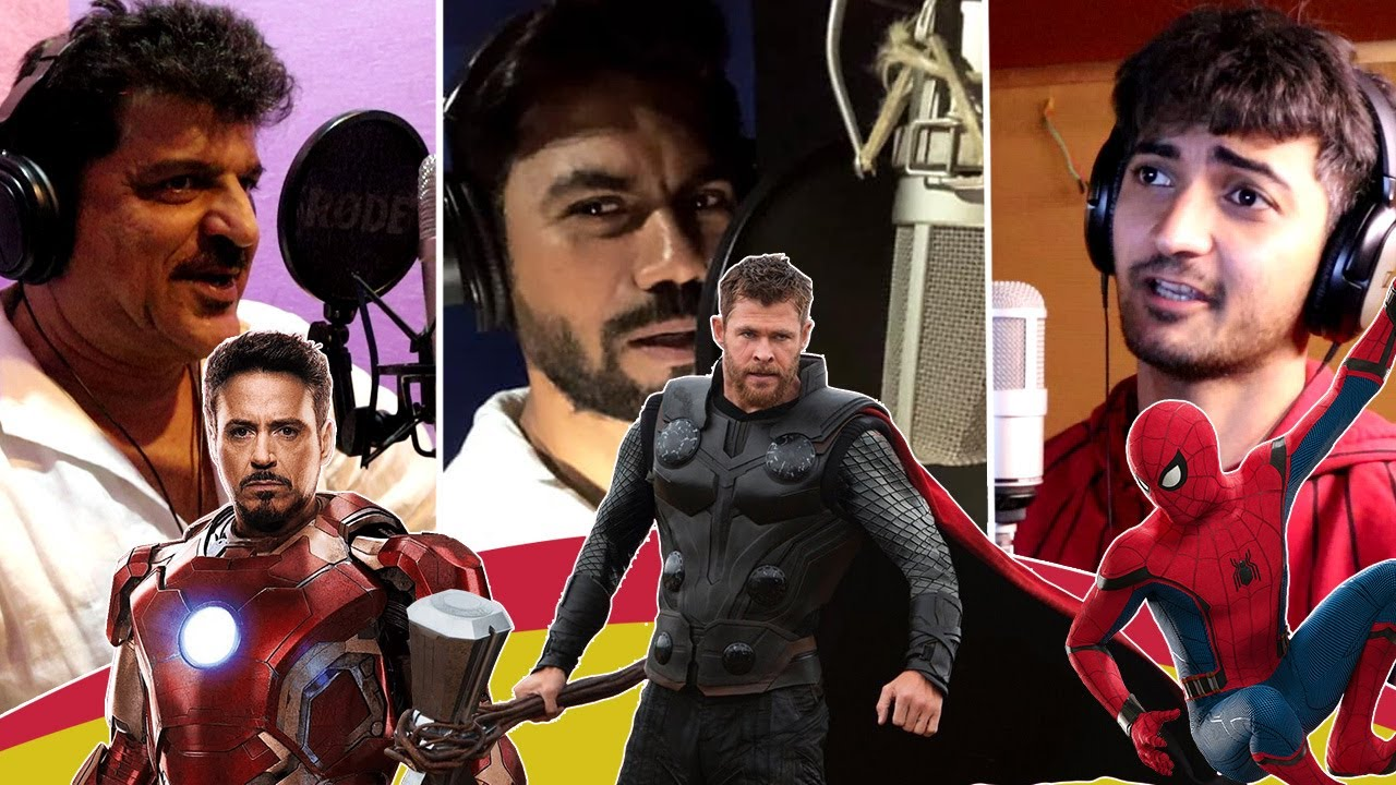 Download TOP 10 Hollywood Characters jinki aawaz kabhi change nahi honi chahiye