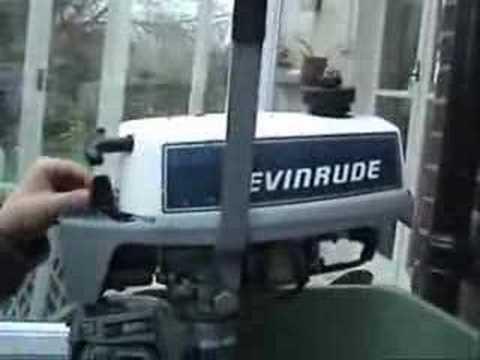 Evinrude 2hp Youtube