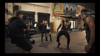 Jason Derulo, LAY, NCT 127 - Let's Shut Up & Dance [Behind the Scenes]