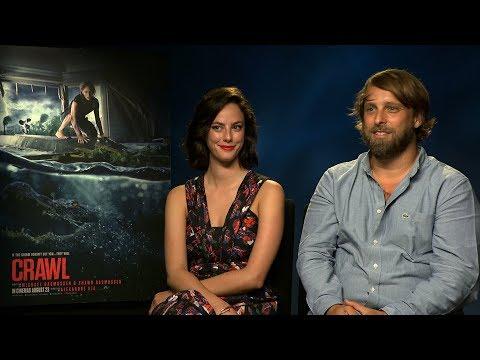 Crawl Interview: Hmv.com Talks To Kaya Scodelario & Alexandre Aja