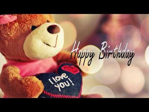 Happy Birthday My Sweetheart 03/05/2017