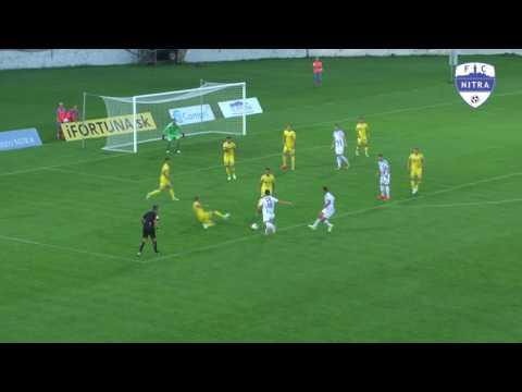 FC Nitra - MFK Zemplín  Michalovce 0:0, 2.kolo fortuna liga