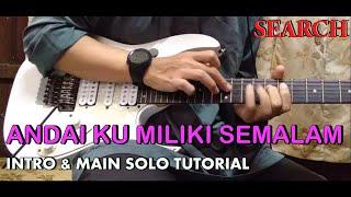 Gambar cover Search - Andai Ku Miliki Semalam @Guitar Lesson