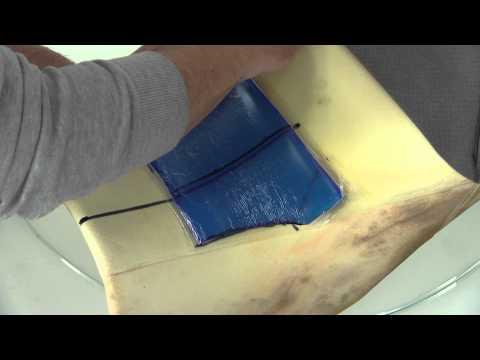 Instructions de montage plaque de gel pour selle de moto - Plaque de mousse pour coussin ...