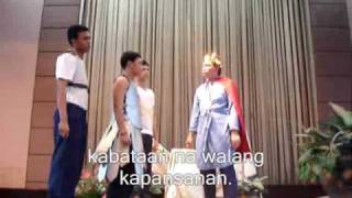 GLCA Nutrition Day Skit (Part 1)