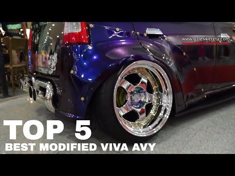 TOP 5 Best Compilation Modified Perodua Viva Avy Daihatsu - Nov 2016