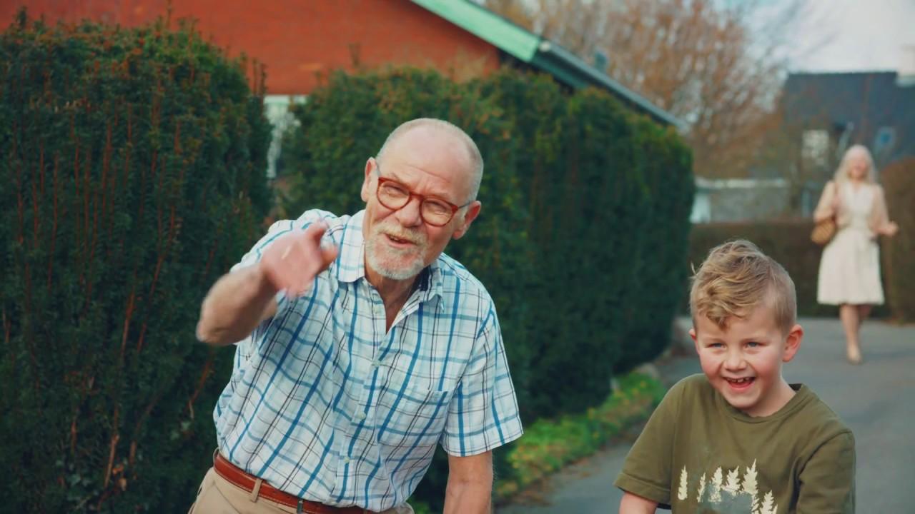 bedstemor og bedstefar