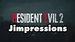 Resident Evil 2 One-Shot Demo - Juicy Details (Jimpressions) (Video Game Video Review)