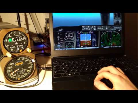 PSX - Q Codes - Airspeed - Altimeter - Arinc 429