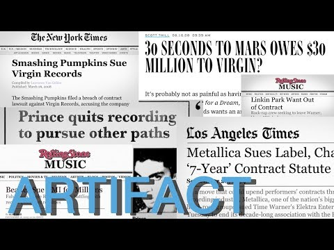 ARTIFACT and REALITY OF MUSIC INDUSTRY