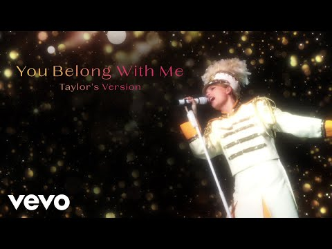 You Belong With Me (Lyric Video) – Taylor Swift