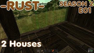 Rust [Zombie survival MMO]  Let
