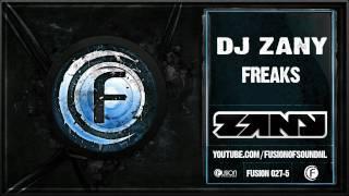 DJ Zany - Freakz