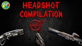 HEADSHOT COMPILATION - Gears Of War 4