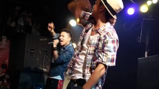 [Sky feat.CIMBA] / ZERO RELEASE LIVE TOKYO@渋谷 VUENOS 2011.9.11 PART 7 of 9
