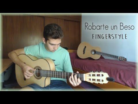 Robarte un Beso - Carlos Vives, Sebastián Yatra - Cover Guitarra (Fingerstyle)