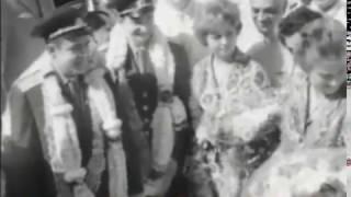 Из Африки в Москву: две свадьбы 1963 года