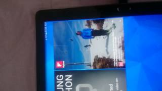 Galaxy Note 10.1 2014 is not charching properly