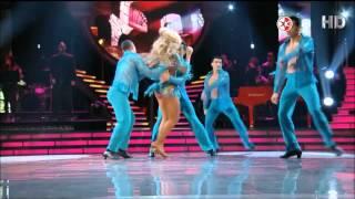 Marjorie de Sousa bailando Merengue MQB
