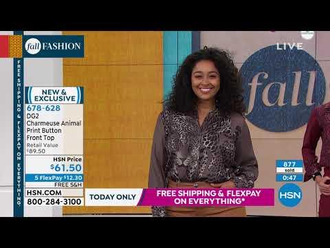 HSN | Diane Gilman Fashions 09.14.2019 - 07 PM