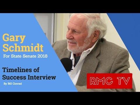 Gary Schmidt for Nevada State Senate - Silver Sponsor - Meet The Voter & Timelines Interview.