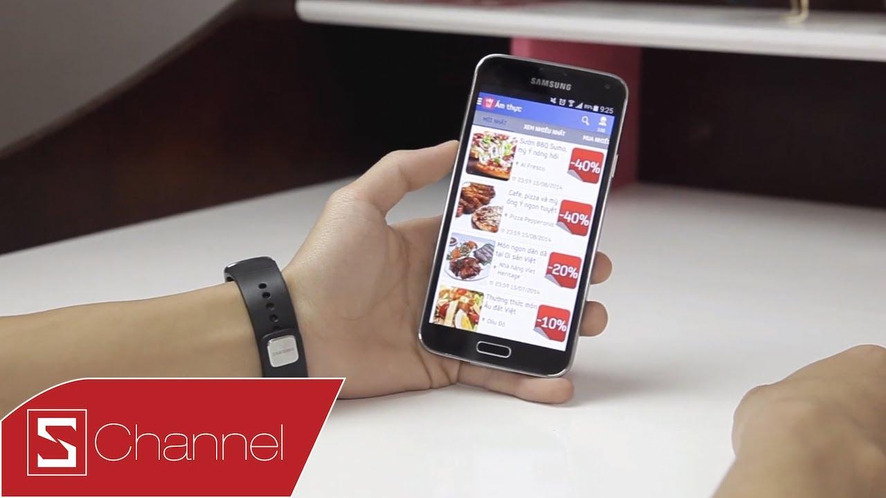 Schannel – Giới thiệu ứng dụng Galaxy Gift : Nhận quà tặng từ Samsung