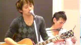 "Japanese pop-rock band Sekizui plays ""Tada-soredake""."