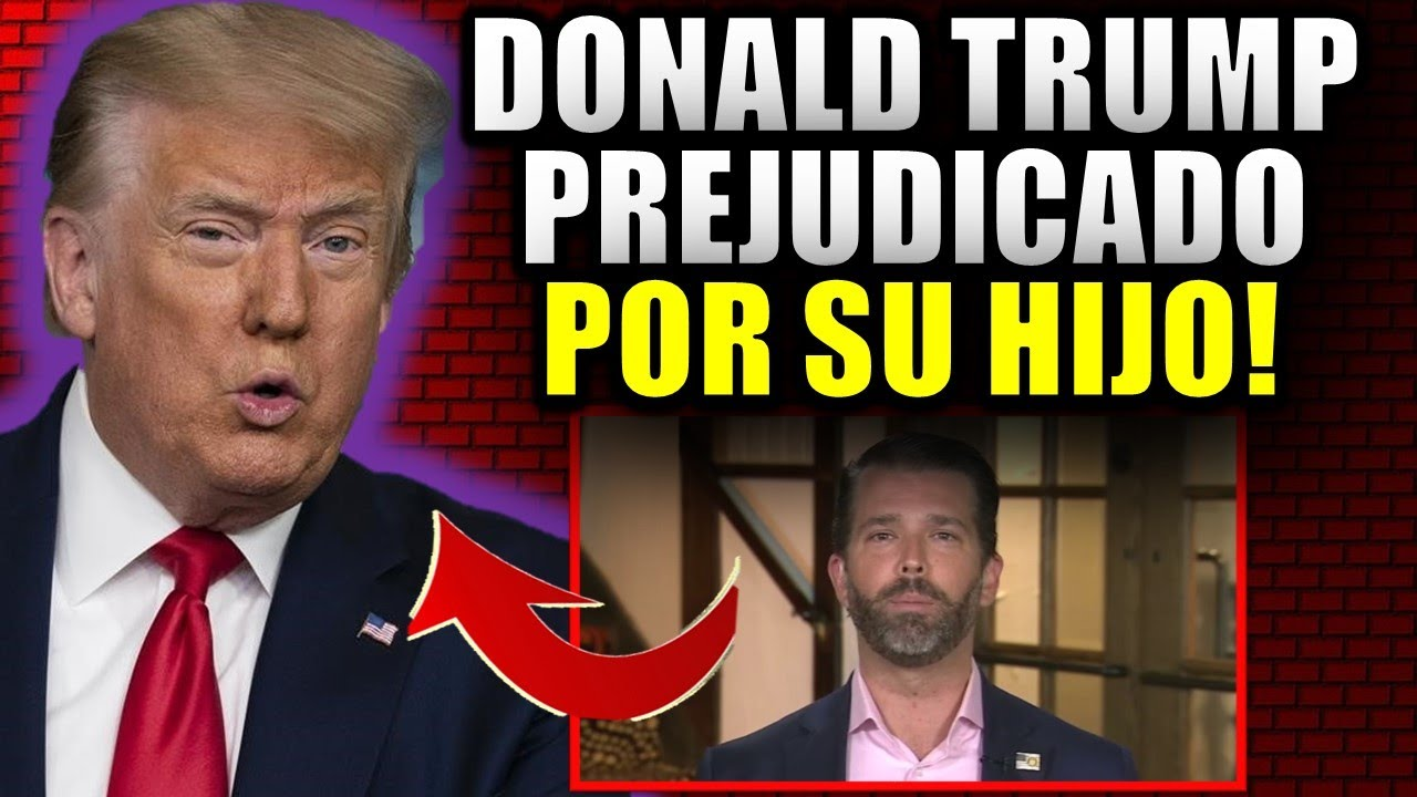 NOTICIAS DE ULTIMA HORA EEUU 4 JULY! DONALD TRUMP PREJUDICADO POR SU HIJO DONALD TRUMP JR POR MEME!