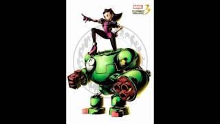 Marvel vs Capcom 3 - Theme of Tron Bonne