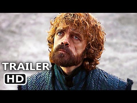 GAME OF THRONES Season 8 Official Trailer (NEW 2019) GOT, TV Show HD