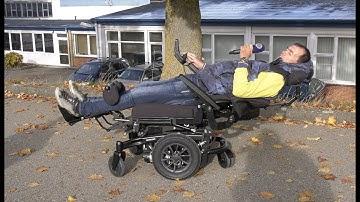 Neu Liegerollstuhl Steh Rollstuhl Sky Meyra