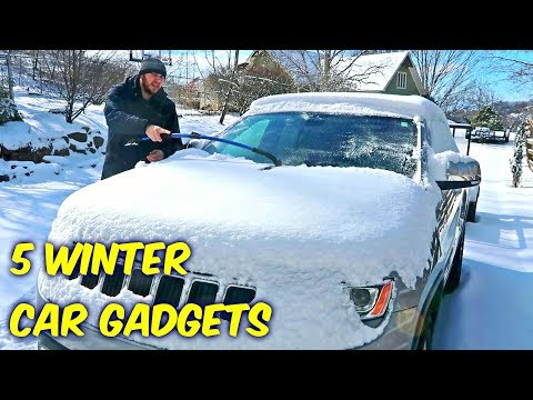Download Youtube: 5 Winter Car Gadgets put to the Test!