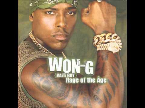 WON-G - Caught Up In The Rapture (Original)