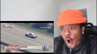 They say you can't outrun the cops | REACTION