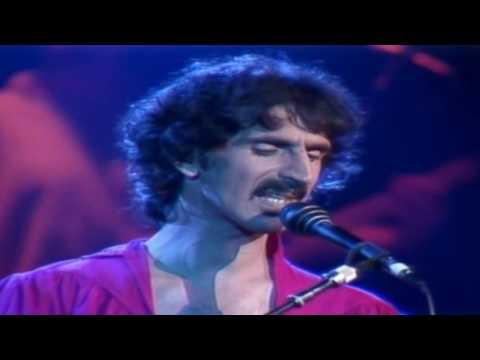 Frank Zappa  NYC Palladium 1981