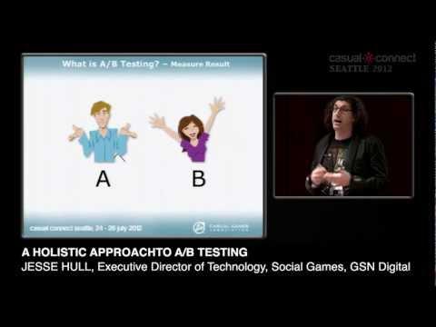 A Holistic Approach to A/B Testing | Jesse HULL