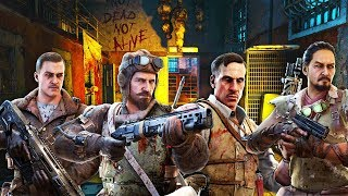 Blood of the Dead is Better Than Mob of the Dead...