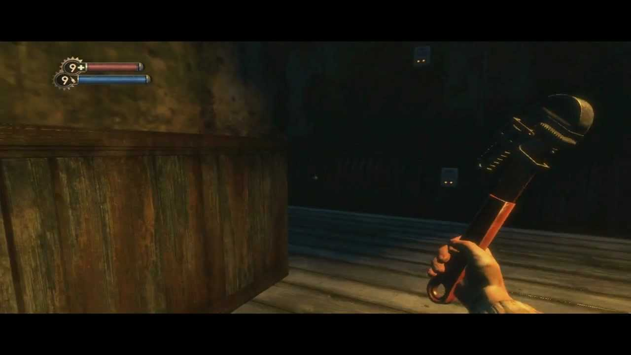 Bioshock Moments: Jesus Loves